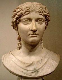 Agrippina the Younger (Rome 15 n. Chr) Sie hat ihren erst Landesteil ein Stadt gemacht. (50 n. Chr)