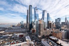 Image 4 of 11 from gallery of Diller Scofidio + Renfro and Rockwell Group's Hudson Yards Skyscraper Completed in Manhattan. Courtesy of Timothy Schenck for Related-Oxford New York Architecture, Architecture Awards, School Architecture, Architecture Design, Elephant World, Rockwell Group, Thomas Heatherwick, Cities, Hudson Yards
