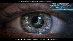 SciFi Space Science Opener Logo  • After Effects Template • See it in action ➝ https://videohive.net/item/scifi-space-science-opener-logo/6134876?ref=pxcr