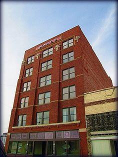 Wards Downtown In Leavenworth Kansas