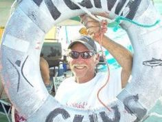 http://www.kickstarter.com/projects/605458513/remembering-capn-jim-at-burningman    With this art project, the Tuna Guy family wishes to create a memorial to our Captain Jim Peterson who gave so much of himself to us and the Burningman community.