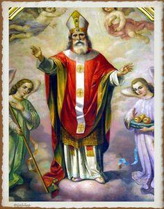 Testimonios para Crecer: San Nicolás de Bari, 6 de Diciembre