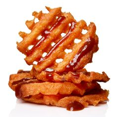 BBQ-Style Sweet 'Tater Fries - 8 Sweet and Salty Snacks Under 80 Calories - Health.com