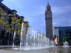 Victoria Square, Belfast, Ireland