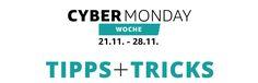 Tipps & Tricks für entspanntes Angebote-Shopping in der Cyber Monday Woche - http://aaja.de/2fQQkoI