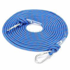 10m climbing rock #sling rappelling rope #auxiliary cord #equipment safety 25kn ,  View more on the LINK: http://www.zeppy.io/product/gb/2/142103037692/