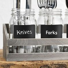 Repurpose a kitchen utensil caddy as bathroom countertop organization. | 7 Easy Organizing Tricks You'll Actually Want To Try