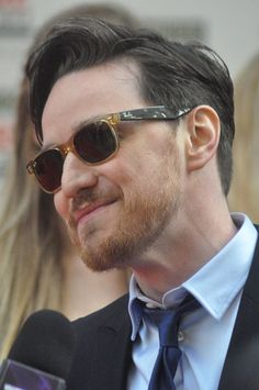 James McAvoy on the Red Carpet at the Jameson Empire Awards on March 23, 2012