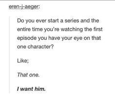 Dean Winchester. Sherlock Holmes. Harvey Specter. Neal Caffrey. Captain Hook. YESSSSS