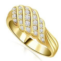 Diamond Rings   Your online search for a beautiful diamond rings for the love of your life ends at Surat Diamond.