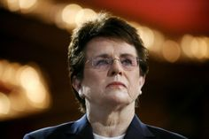 Billie Jean King will be part of the U.S. delegation to Sochi. (AP)