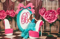 Handsome compiled quinceanera decorations you could try this out Quinceanera Decorations, Quinceanera Party, Backdrop Decorations, Birthday Decorations, Flower Decorations, Wedding Decorations, Giant Paper Flowers, Diy Flowers, Party Props