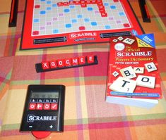 Family Game Night: Scrabble Electronic Scoring Game Giveaway - Two Classy Chics