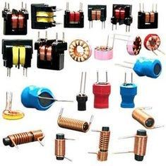 Complete Guide for Tech Beginners - Elektronik devre Picture of Inductor - Electronics Projects, Simple Electronics, Electrical Projects, Electronics Components, Electronics Gadgets, Led Projects, Electronic Circuit Design, Electronic Parts, Electronic Engineering