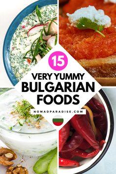 Lithuanian Recipes, Bulgarian Recipes, Asian Recipes, Healthy Recipes, Ethnic Recipes, International Food Day, Bulgaria Food, Belgian Food, Around The World Food