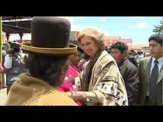 S.M. la Reina expresa su admiración a los cooperantes españoles en Bolivia - YouTube Bolivia, Teaching Spanish, Video Clip, Teaching Ideas, Audio, Youtube, International Development, Royal Families, Culture