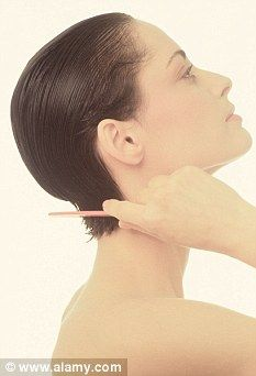 Thin hair...You could be anaemic, stressed or just hungry. #thinhair #hair #hairproblems