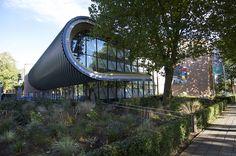 Het Historisch Centrum Overijssel aan de Eikenstraat 20 in Zwolle