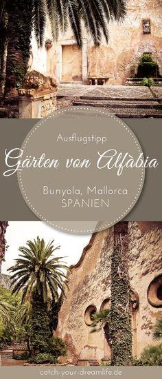 Du planst einen besonderen Ausflug auf Mallorca? Lass Dich von diesem Gartenparadies verzaubern. Genieße die Ruhe und Frische dieser maurischen Oase.