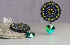 Ohrringe - Ohrringe  - ein Designerstück von kreativrausch-kiel bei DaWanda