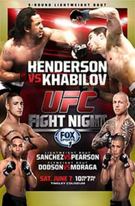 Event Pool I - UFC Fight Night 42: Henderson vs. Khabilov - Pick the fighters offered in the event that you expect to be the winners, you must pick a winner for each bout in the Event Pool. You only need to pick the winner in the Event Pools... picking the method of finish or the round the fight will end in is not required. #MMAChat #EventPool #UFC #FightNight42 #HendersonVsKhabilov