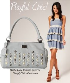 """""""Miche Luxe Classic Lucerne"""" by miche-kat on Polyvore"""