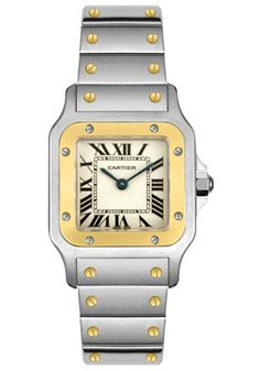 Cartier Santos. Have this watch and I love it - timeless