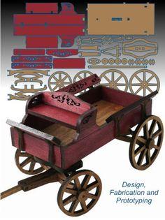 Wagon design and prototype