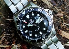 Orient Ray II Automatic | Dappered.com