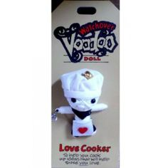 Watchover Voodoo Doll - Love Cooker by Ethnic Voodoo. $14.50. Hande made in the USA