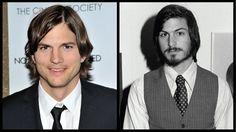 Ashton Kutcher as Steve Jobs for upcoming biopic