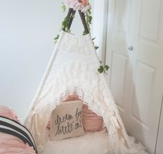 Little girl bedroom makeover: The details — HOUSE OF FIVE