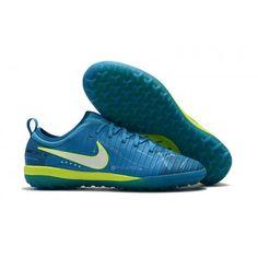 timeless design 93c26 510aa Nike Fotballsko Mercurial Finale II TF Bla Hvit Mens