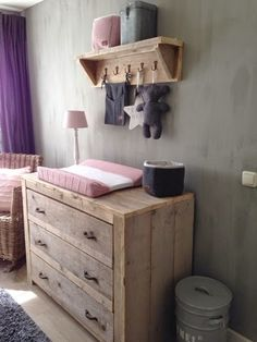 Rural at Home: May – Babyroom Bambi Nursery, Girl Nursery, Nursery Ideas, Teen Bedroom, Boy Room, Future Baby, Little Babies, Kids And Parenting, Decoration