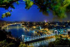 Budapest - bridges