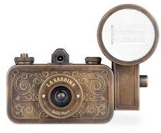 tempting...one of my favorite designs of theirs YET! Belle Starr, Lomo Camera, 3d Camera, Film Camera, Retro Camera, 35mm Film, Digital Camera, Antique Cameras, Vintage Cameras