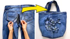 14 GENIUS DIY BAGS - YouTube