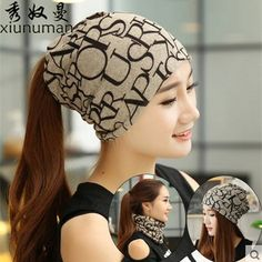 ==>>Big Save onNew arrival 2 Use Cap Knitted Scarf