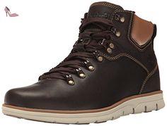 Boots Timberland NU Bradstreet 42 Marron - Chaussures timberland (*Partner-Link)