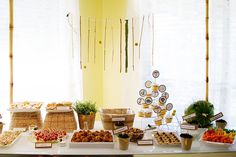 Baby Shower Woodland Themed - more ideas