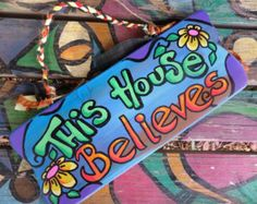 Hippie House decor, This house beli eves, Hippie home, Inspirational ...
