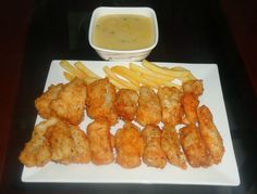My Cooking Experiment Cream Dory, Garlic Dip, O Fish, Experiment, Seafood, Dips, Cooking, Breakfast, Ethnic Recipes