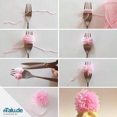 Knit egg warmer - easy DIY guide - Make Bommel himself - Diy Simple, Easy Diy, Simple Gifts, Craft Gifts, Diy Gifts, Diy And Crafts, Crafts For Kids, Preschool Crafts, Diy Pinterest