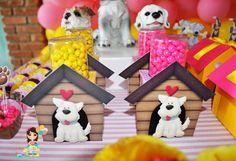 festa infantil com tema cachorro - Pesquisa Google