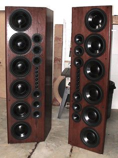 High End Audio Equipment For Sale High End Speakers, High End Audio, Built In Speakers, Hifi Speakers, Hifi Audio, Yamaha Speakers, Tower Speakers, Home Theater Speaker System, Audio System
