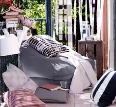 @IKEAUSA do you sell these beanbags because i can't find them on your website except in this picture