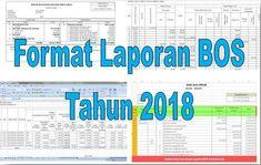 Format Laporan BOS Tahun 2018 - File Administrasi Guru Net