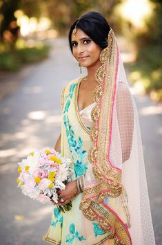 Beautiful South Asian Brides : Photo
