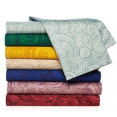Hutton Wilkinson Malachite 100% Cotton 400 Thread Count Sheet Set