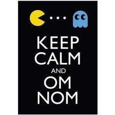 Keep Calm and OM Now... @DaniNaime tiene una larga conversa pendiente, contadme!! :D